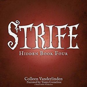 Strife Audiobook By Colleen Vanderlinden cover art