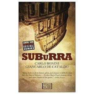 Suburra Audiobook By Carlo Bonini, Giancarlo de Cataldo, Antony Shugaar - translator cover art