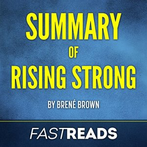 Summary of Rising Strong Audiobook By FastReads cover art