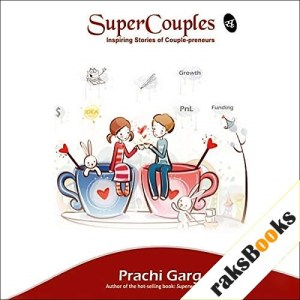 SuperCouples: Chapter 9 - An Enterprising Affair - INDIABIZFORSALE Audiobook By Prachi Garg cover art