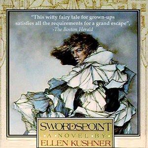 Swordspoint Audiobook By Ellen Kushner cover art