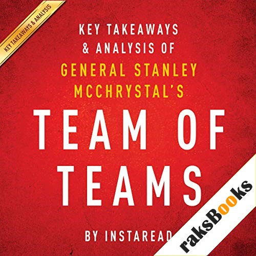 Team of Teams by General Stanley McChrystal Audiobook By Instaread cover art