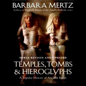 Temples, Tombs, and Hieroglyphs Audiobook By Barbara Mertz cover art