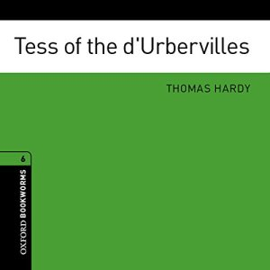 Tess of the d'Urbervilles (Adaptation) Audiobook By Thomas Hardy, Clare West (adaptation) cover art