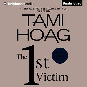 The 1st Victim Audiobook By Tami Hoag cover art