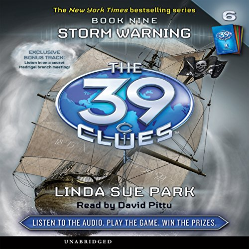 The 39 Clues, Book 9 Audiobook By Linda Sue Park cover art