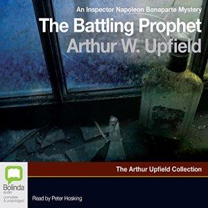 The Battling Prophet Audiobook By Arthur W. Upfield cover art