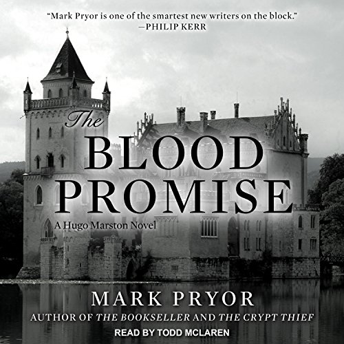 The Blood Promise Audiobook By Mark Pryor cover art