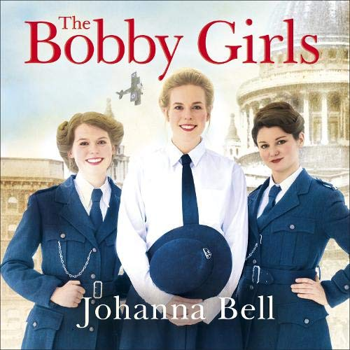 The Bobby Girls Audiobook By Johanna Bell cover art