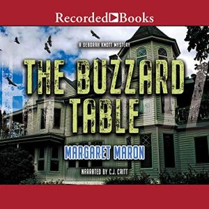 The Buzzard Table Audiobook By Margaret Maron cover art