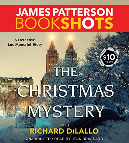 The Christmas Mystery Audiobook By James Patterson, Richard DiLallo cover art