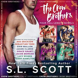 The Crow Brothers Audiobook By S. L. Scott cover art