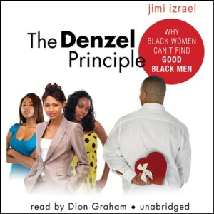 The Denzel Principle Audiobook By Jimi Izrael cover art