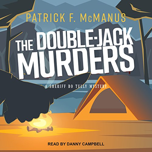 The Double-Jack Murders Audiobook By Patrick F. McManus cover art