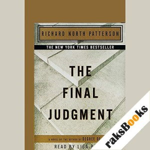 The Final Judgment Audiobook By Richard North Patterson cover art