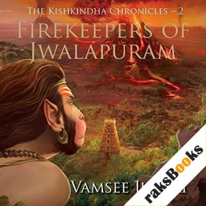 The Firekeepers of Jwalapuram Audiobook By Vamsee Juluri cover art