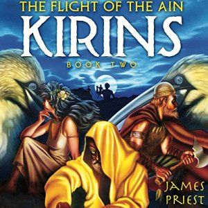 The Flight of the Ain Audiobook By James Priest cover art