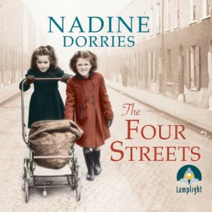 The Four Streets Audiobook By Nadine Dorries cover art