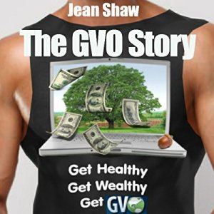 The GVO Story Audiobook By Jean Shaw cover art