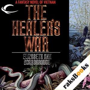 The Healer's War Audiobook By Elizabeth Ann Scarborough cover art