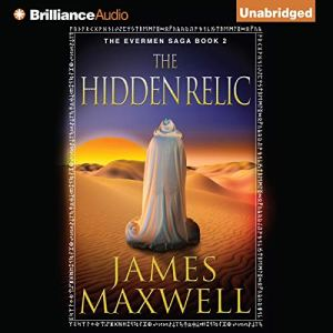 The Hidden Relic Audiobook By James Maxwell cover art
