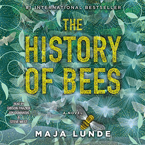 The History of Bees Audiobook By Maja Lunde cover art