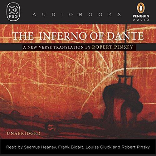 The Inferno of Dante Audiobook By Dante Alighieri, Robert Pinsky (translator) cover art