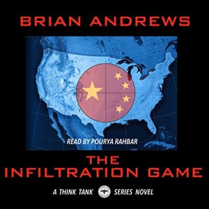 The Infiltration Game Audiobook By Brian Andrews cover art