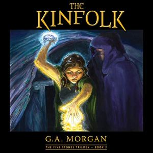 The Kinfolk Audiobook By G. A. Morgan cover art
