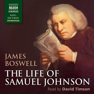 The Life of Samuel Johnson Audiobook By James Boswell cover art