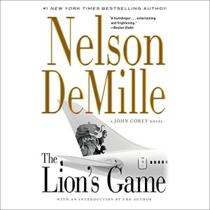 The Lion's Game Audiobook By Nelson DeMille cover art