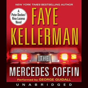 The Mercedes Coffin Audiobook By Faye Kellerman cover art