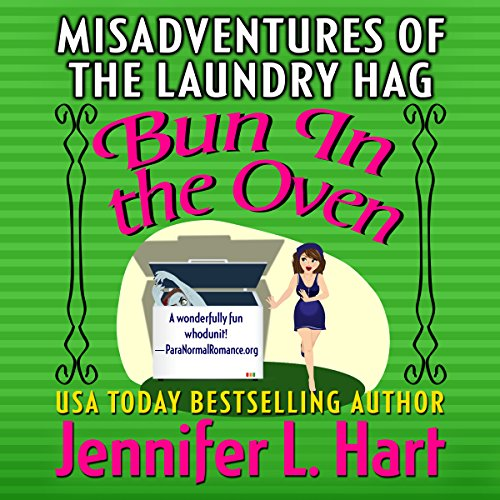The Misadventures of the Laundry Hag Audiobook By Jennifer L. Hart cover art