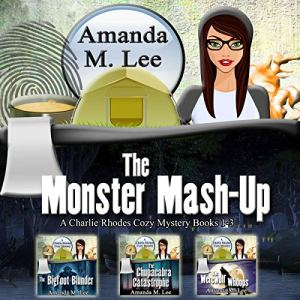 The Monster Mash-Up Audiobook By Amanda M. Lee cover art