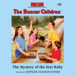The Mystery of the Star Ruby Audiobook By Gertrude Chandler Warner cover art