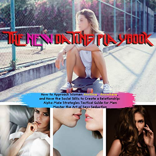 The New Dating Playbook Audiobook By Wade Jeffries cover art