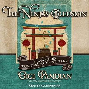 The Ninja's Illusion Audiobook By Gigi Pandian cover art