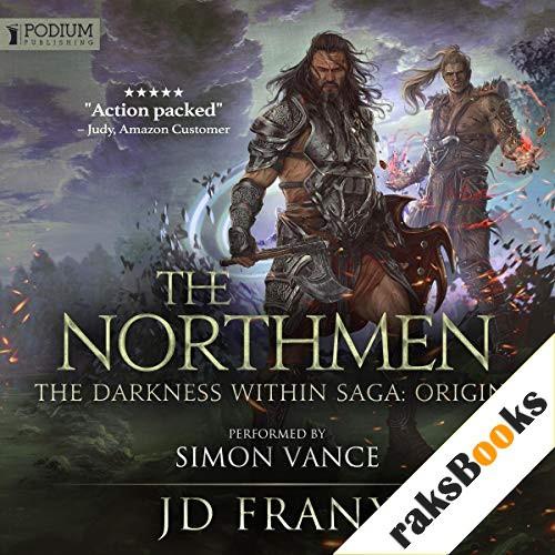 The Northmen Audiobook By JD Franx cover art