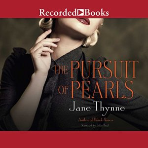 The Pursuit of Pearls Audiobook By Jane Thynne cover art
