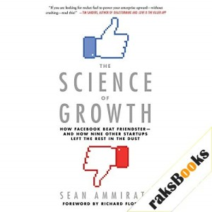 The Science of Growth Audiobook By Sean Ammirati, Richard Florida - foreword cover art