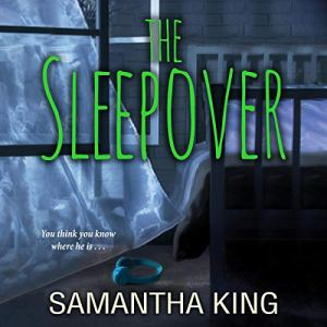 The Sleepover Audiobook By Samantha King cover art