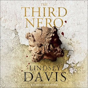 The Third Nero Audiobook By Lindsey Davis cover art