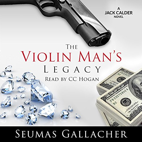 The Violin Man's Legacy Audiobook By Seumas Gallacher cover art