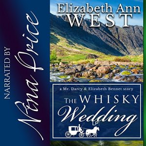 The Whisky Wedding Audiobook By Elizabeth Ann West cover art