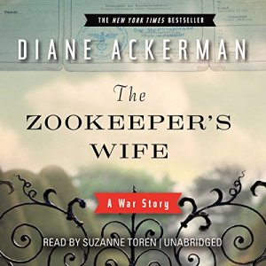 The Zookeeper's Wife Audiobook By Diane Ackerman cover art