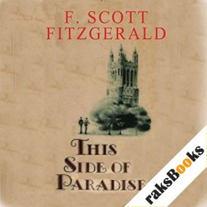 This Side of Paradise Audiobook By F. Scott Fitzgerald cover art