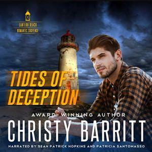 Tides of Deception Audiobook By Christy Barritt cover art