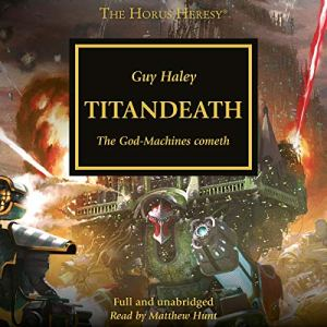 Titandeath Audiobook By Guy Haley cover art