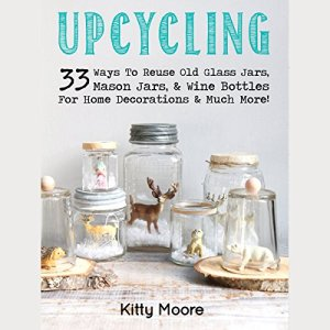 Upcycling Audiobook By Kitty Moore cover art