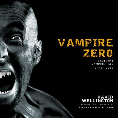 Vampire Zero Audiobook By David Wellington cover art
